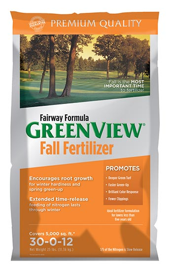 GreenView Fairway Formula Fall Fertilizer 21-29185